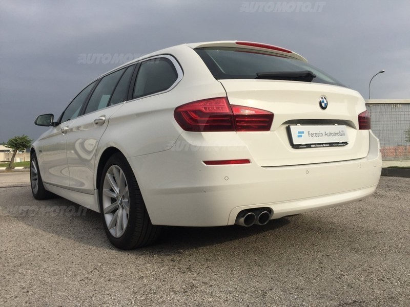 Sold BMW 518 d - used cars for sale