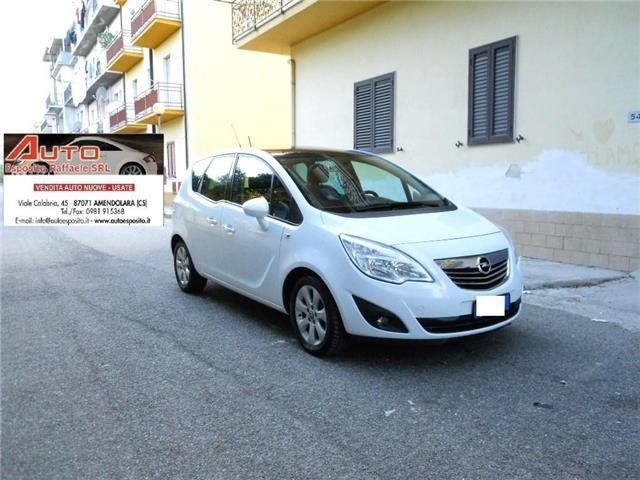 usato 1 7 cdti 110cv fap cosmo 2011 opel meriva 2011 km in amendolara cs. Black Bedroom Furniture Sets. Home Design Ideas
