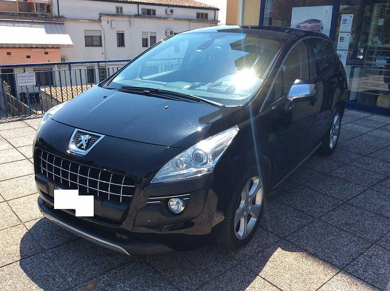 sold peugeot 3008 3008 2 0 hdi 150 used cars for sale autouncle. Black Bedroom Furniture Sets. Home Design Ideas