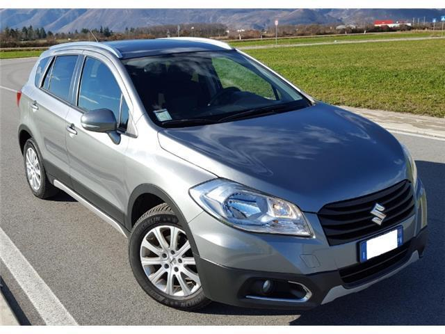 sold suzuki sx4 s cross 1 6 ddis 4 used cars for sale. Black Bedroom Furniture Sets. Home Design Ideas