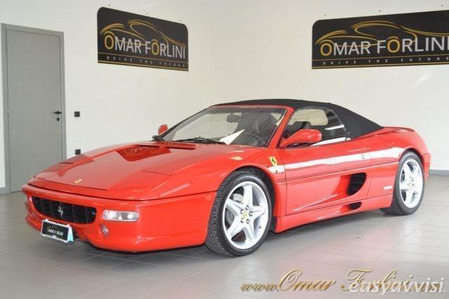 Risparmia 4.600 € • Ferrari F355 3.5 Benzina 381 CV (1997 ...
