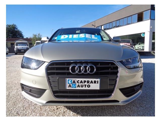 Audi a4 station wagon 2013 prezzo 14