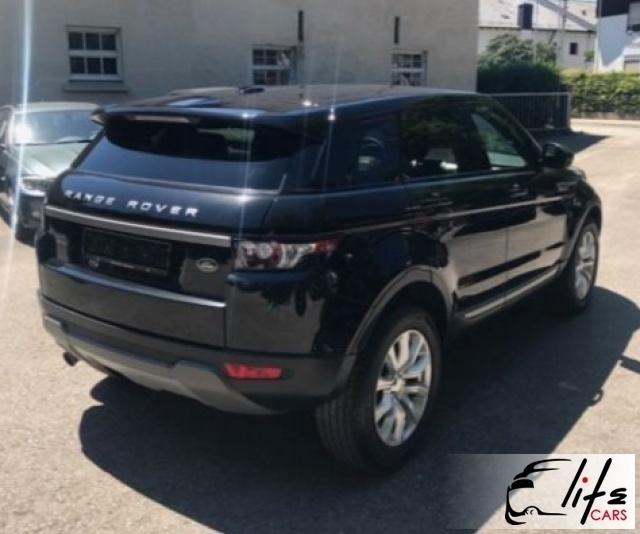 Used 2014 Land Rover Range Rover Evoque Pure Plus For Sale: Sold Land Rover Range Rover Evoque.