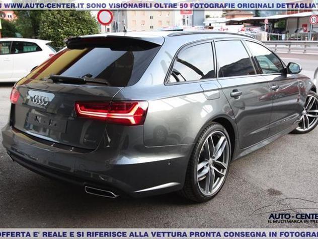 Audi a4 avant s line quattro 2016 usata