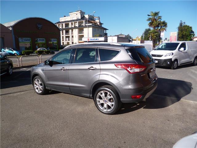 sold ford kuga 2 0 tdci 140 cv pow used cars for sale. Black Bedroom Furniture Sets. Home Design Ideas