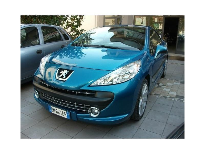 sold peugeot 207 cc 1 6 hdi full o used cars for sale autouncle. Black Bedroom Furniture Sets. Home Design Ideas