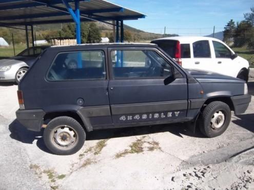 Sold fiat panda sisley 4x4 used cars for sale autouncle for Fiat panda 4x4 sisley usata
