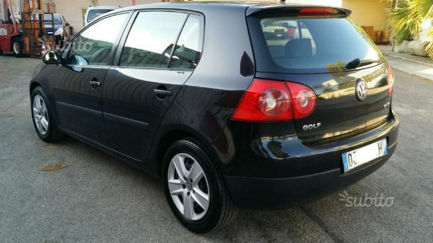 sold vw golf 1 6 fsi 5p used cars for sale autouncle. Black Bedroom Furniture Sets. Home Design Ideas