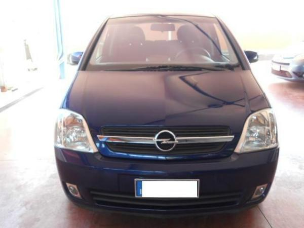 sold opel meriva 1 7 cdti cosmo used cars for sale autouncle. Black Bedroom Furniture Sets. Home Design Ideas