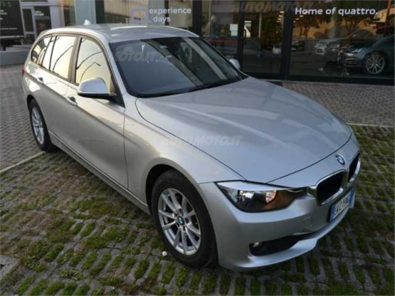 Sold Bmw 318 D Touring Business Au Used Cars For Sale Autouncle
