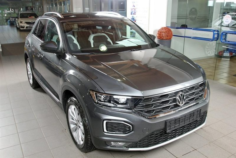 sold vw t roc 1 5 tsi sport used cars for sale autouncle. Black Bedroom Furniture Sets. Home Design Ideas