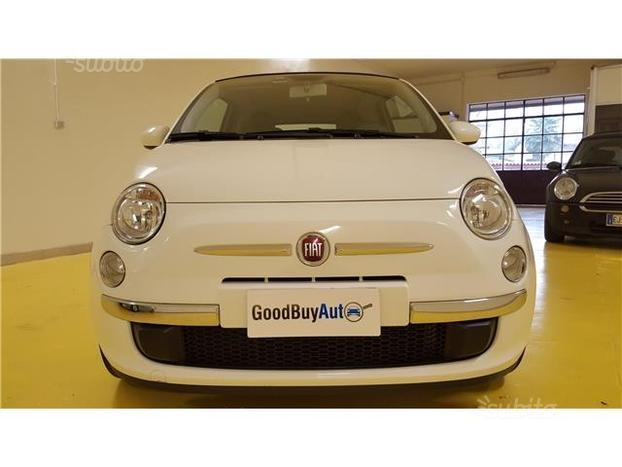 sold fiat 500c 1 2 benzina lounge used cars for sale autouncle. Black Bedroom Furniture Sets. Home Design Ideas