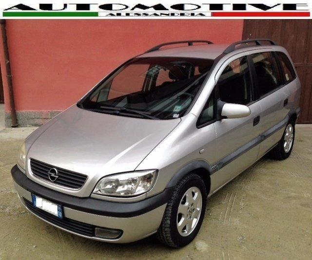 sold opel zafira 1 8 16v cat cdx used cars for sale autouncle. Black Bedroom Furniture Sets. Home Design Ideas