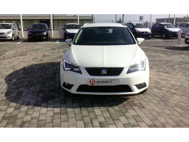 sold seat leon st leon 3 serie1 6 used cars for sale autouncle. Black Bedroom Furniture Sets. Home Design Ideas