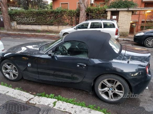 Sold Bmw Z4 E85 2005 Used Cars For Sale Autouncle
