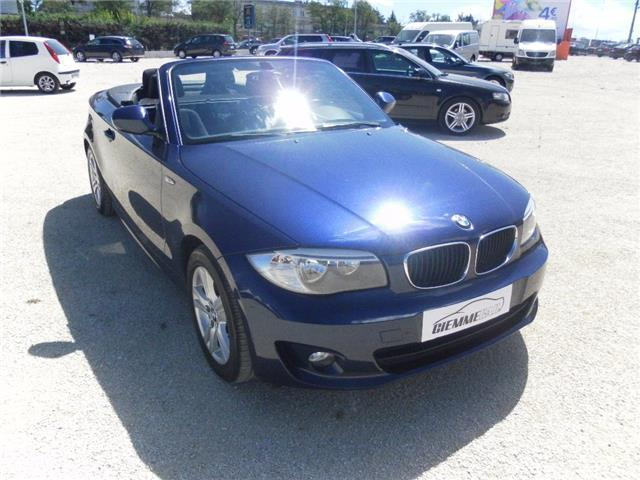 sold bmw 118 cabriolet d cabrio 2 used cars for sale autouncle. Black Bedroom Furniture Sets. Home Design Ideas