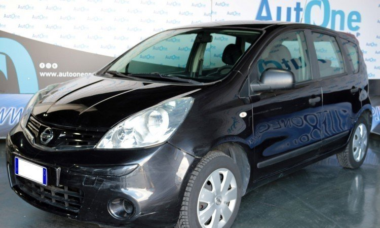 Sold Nissan Note 1 5 Dci 90cv Ace Used Cars For Sale