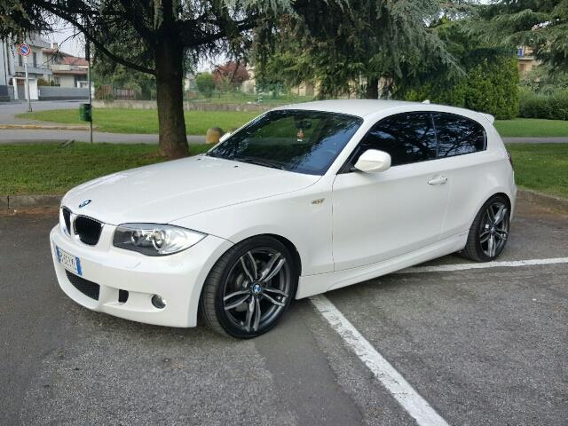 sold bmw 123 serie 1 e81 cat 3 p used cars for sale. Black Bedroom Furniture Sets. Home Design Ideas