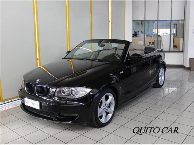 bmw 120 cabriolet usate 7 occasioni 120 cabriolet in vendita. Black Bedroom Furniture Sets. Home Design Ideas