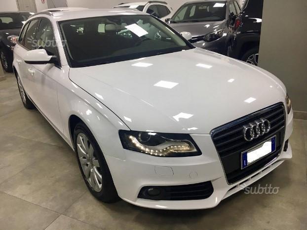 sold audi a4 avant 2.0 tdi 143 cv . - used cars for sale