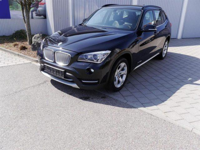 venduto bmw x1 sdrive20d xline auto usate in vendita. Black Bedroom Furniture Sets. Home Design Ideas