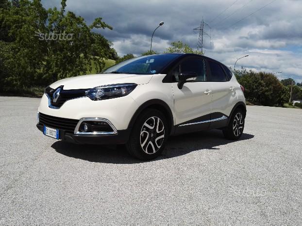 Sold renault captur 1 5 dci 8v 90 used cars for sale for Captur excite