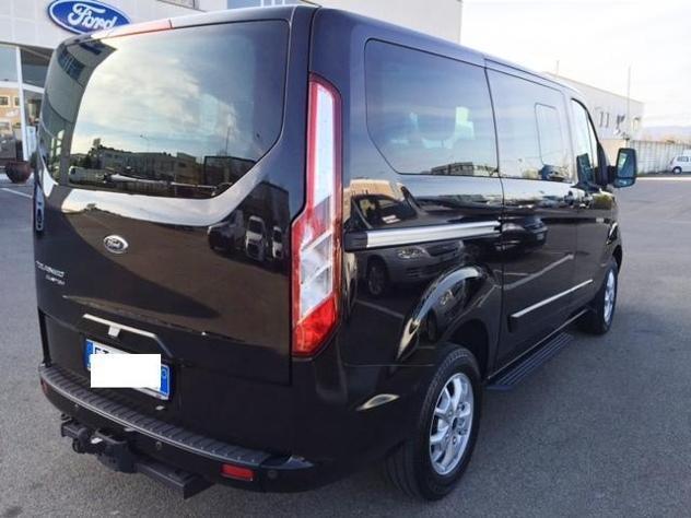 Usata Ford Tourneo Custom 300 2 Tdci 155cv Limited