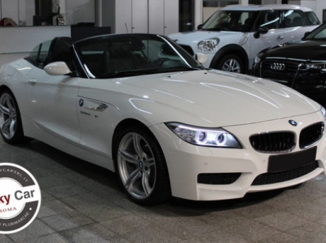 Sold Bmw Z4 Sdrive20i M Sport Nav Used Cars For Sale
