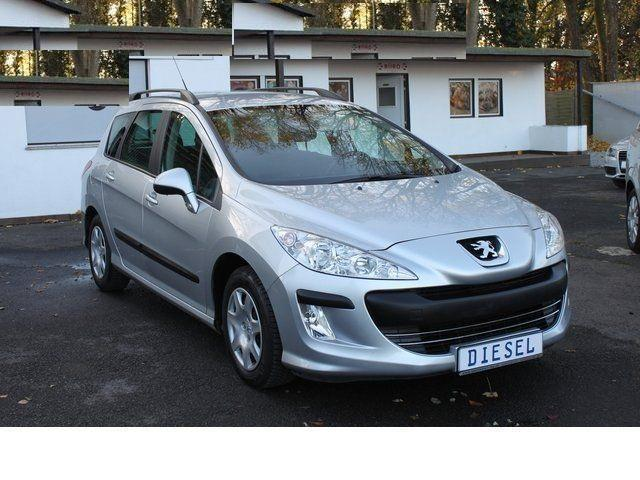usato 1 6 hdi 110cv fap sw premium peugeot 308 2009 km in busalla. Black Bedroom Furniture Sets. Home Design Ideas