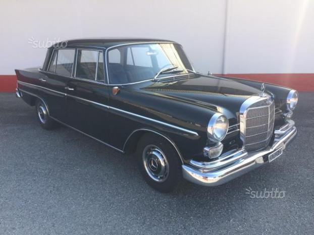 sold mercedes 190 c anni 60 used cars for sale autouncle. Black Bedroom Furniture Sets. Home Design Ideas