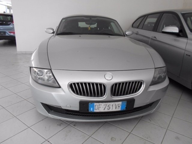 Sold Bmw Z4 3 0si Cat Coup 233 Ex Ma Used Cars For Sale