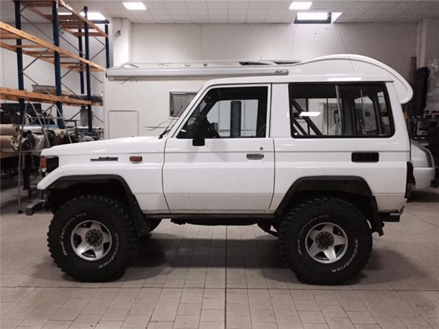sold toyota land cruiser bj 71 asi used cars for sale autouncle. Black Bedroom Furniture Sets. Home Design Ideas