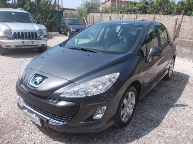 sold peugeot 308 1 6 vti 120cv 5p used cars for sale autouncle. Black Bedroom Furniture Sets. Home Design Ideas