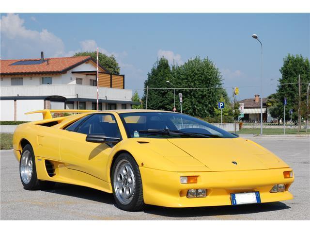 Lamborghini Diablo Usata I Migliori Prezzi Per Lamborghini