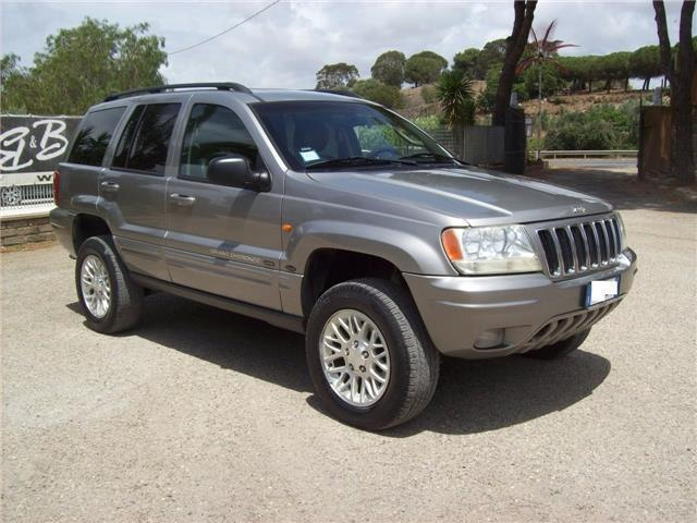 Sold Jeep Grand Cherokee 2 7 Crd C Used Cars For Sale