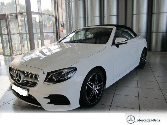 Usato cabrio sport mercedes e220 2016 km in for Romano mercedes benz