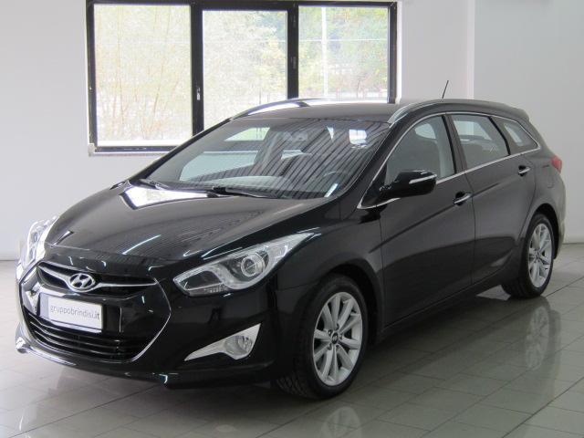usata Hyundai i40 1.7 CRDi 136CV Comfort