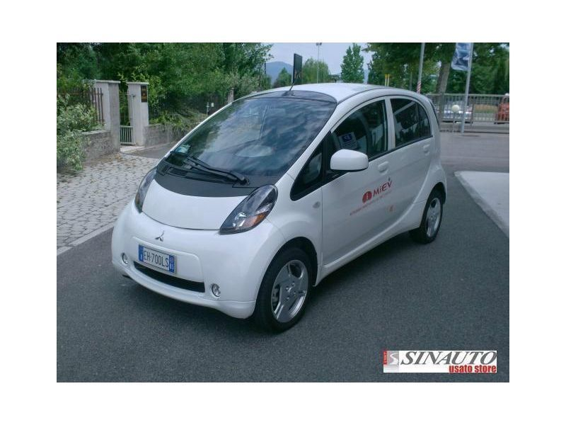 sold mitsubishi i miev navy used cars for sale autouncle. Black Bedroom Furniture Sets. Home Design Ideas