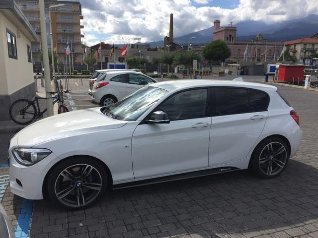 sold bmw 125 serie 1 f20 5p msp used cars for sale. Black Bedroom Furniture Sets. Home Design Ideas