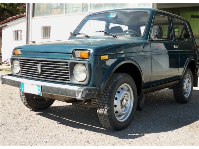 sold lada niva diesel 2001 t used cars for sale. Black Bedroom Furniture Sets. Home Design Ideas