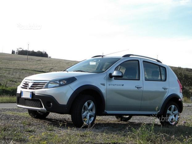 usato stepway 1 5 dci 90cv dacia sandero 2011 km in villaga vicenza. Black Bedroom Furniture Sets. Home Design Ideas