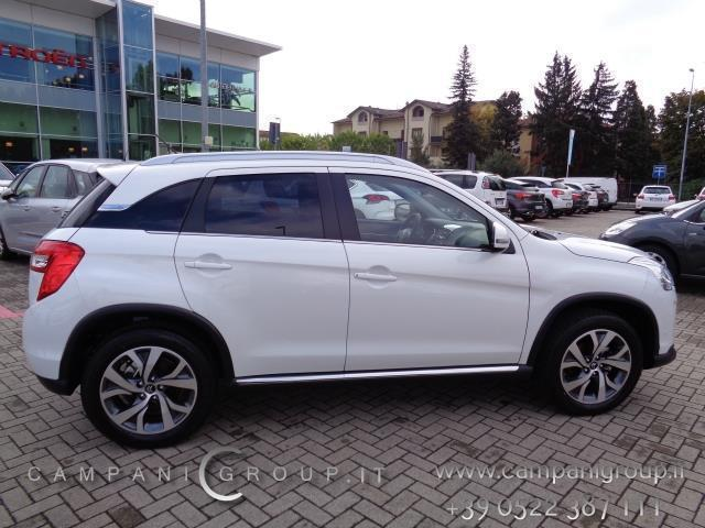 usata Citroën C4 Aircross HDi 115 SS Exclusive
