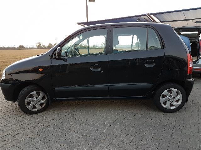 Sold Hyundai Atos Prime 1 0 12v Gl Used Cars For Sale