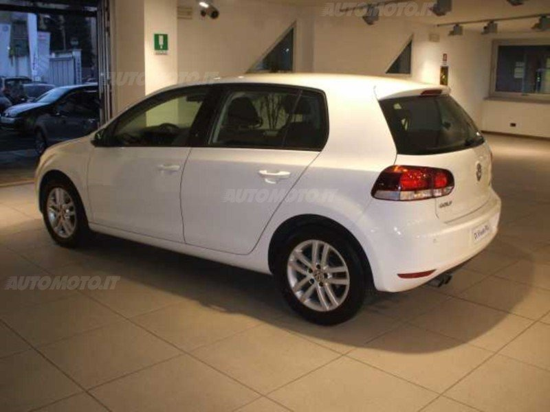 sold vw golf vi 2 0 tdi 140 cv dsg used cars for sale. Black Bedroom Furniture Sets. Home Design Ideas