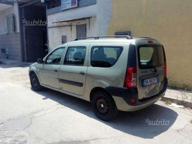 Venduto dacia logan 2 serie 7 posti auto usate in vendita for Dacia duster 7 posti