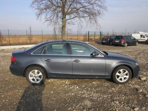 Sold Audi A4 Berlina 2008 V6 2 7 T Used Cars For Sale