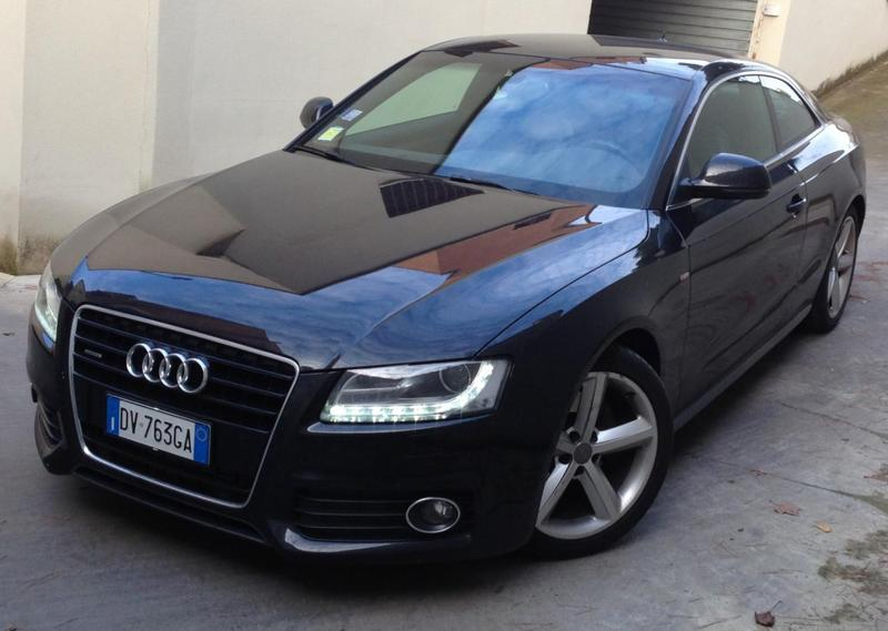 Sold Audi A5 Sline 3 0 Tdi Nera 3 Used Cars For Sale