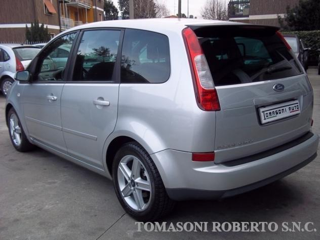 usato 1 6 tdci 115 cv titanium autocarro 4 posti ford c max 2007 km in alzano. Black Bedroom Furniture Sets. Home Design Ideas