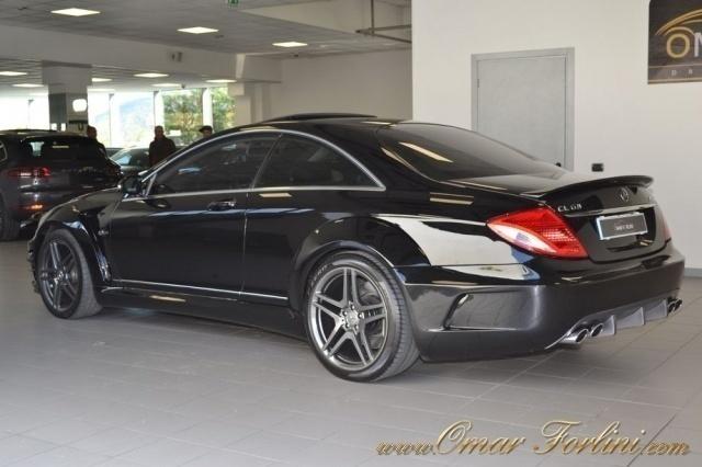Mercedes Cl63 Amg Usate 4 Occasioni Cl63 Amg In Vendita