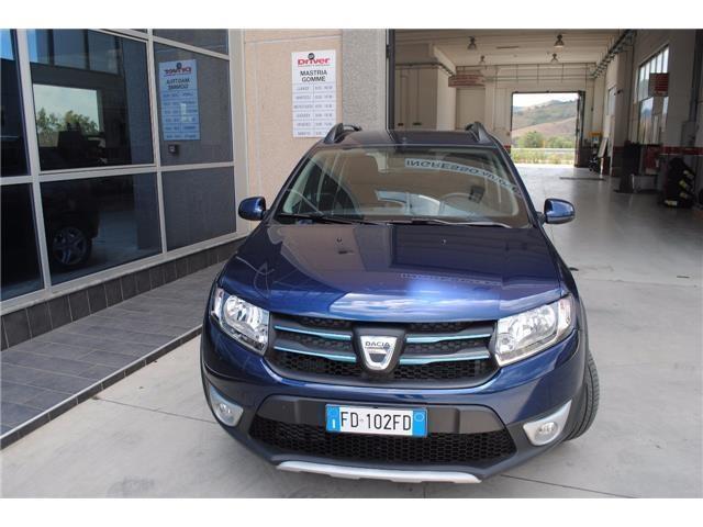 usata Dacia Sandero Stepway 1.5 dCi prestige 90CV Start & Stop